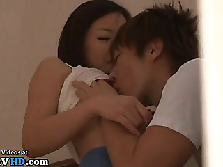 Japanese 18yo oral sex with cum in face hole