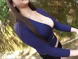 Sexy asian mom