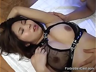 Hairy Asian Pussy And Professional Japanese Mouth Bring Pleasures Of The Orient