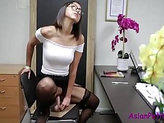 Teen Asian Loves Getting Her Slutty Vagina Fucked