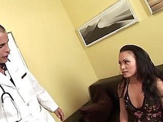 Sexy Asian Babe Fucks HardCock
