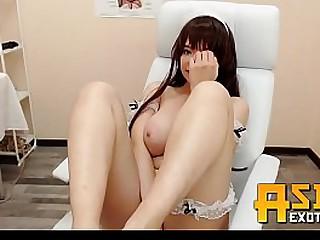 Busty Asian Nurse hot softporn - AsianExotix.com