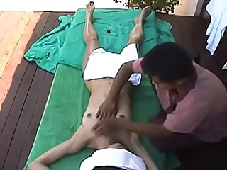 Young asian gets fingered on hidden cam