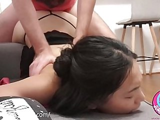 JUNE LIU 刘玥  - BEST OF ASIAN CHINESE NAUGHTY TEEN / BLOWJOB / DOGGY / CIM / THREESOME