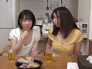 2 Young Japanese Teens Fucked
