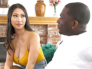 Sharon Lee Craves Personal Guide' Big Black Dick