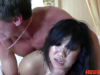 Cute Asian Getting a Rough Creampie, Free Porn: xHamster  - abuserporn.com