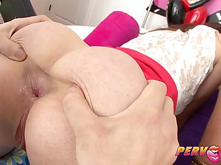 PervCity Asian and Blonde Blowsandwich Teens