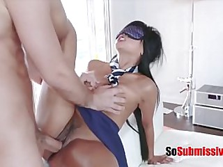 Asian Pussy Fucked By Master